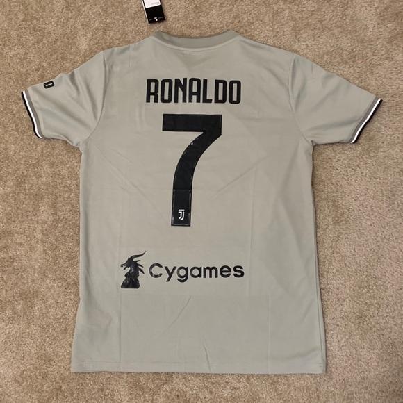 4c188ed0ee6 Juventus Away 18 19 Jersey RONALDO  7